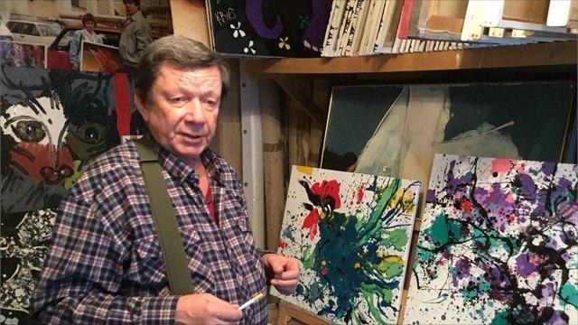 НаВологодчине простились сизвестным художником Виктором Казариным