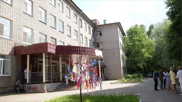 Один моногоспиталь вгороде закрыли
