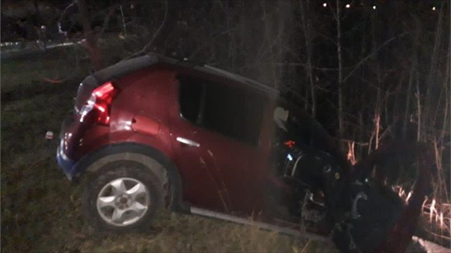 Водитель спризнаками опьянения пытался скрыться отсотрудников ГИБДД наугнанном автомобиле