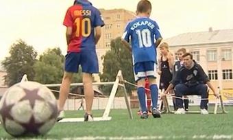 Вологодскому футболу исполняется 100 лет