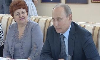 Президент Владимир Путин побывал срабочим визитом вВологде