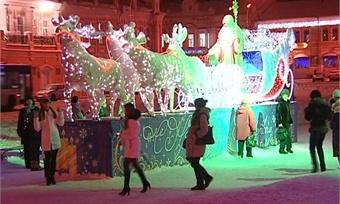 НаКремлевской площади вВологде хотят установят «Ворота всказку»