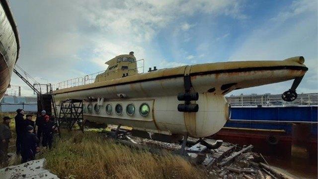 Подводная лодка влесах Вельска: наюге Архангельской области может появиться уникальный музей