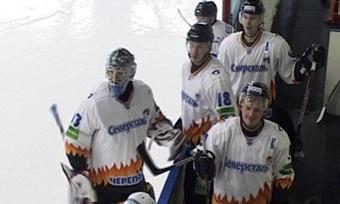 Череповецкие хоккеисты приступили ктренировкам в«Алмазе»