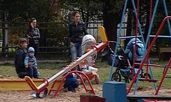 Уютный двор вподарок получил дом наОктябрьском проспекте вЧереповце