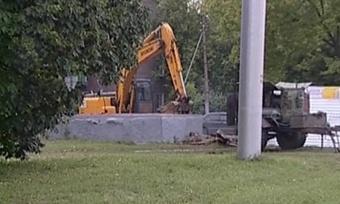 Дворы вВологде продолжают ремонтировать, ноуже загородской счет