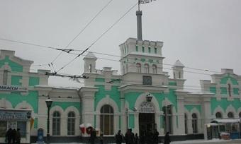 Железнодорожный вокзал вВологде поменяет свой цвет