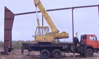 Подрядчики сорвали все сроки строительства нового Ледового дворца вВологде