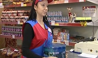 Только три торговые точки вЧереповце имеют право напродажу пиротехники