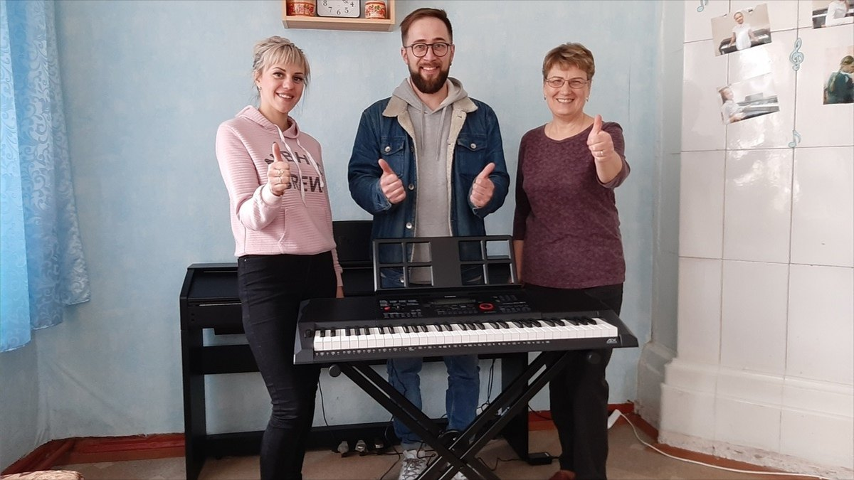 Новое музыкальное оборудование завезли вУсть-Кубинскую детскую школу искусств
