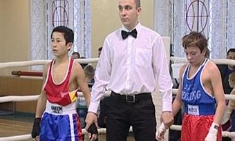 Юные боксеры померялись силами вЧереповце
