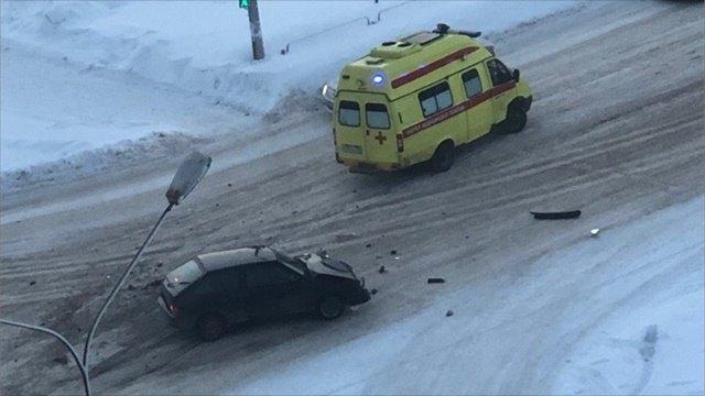 ДТП Череповца: авария сучастием скорой