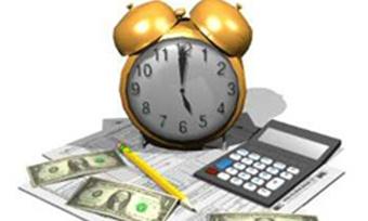 Считанные дни остаются увологжан, чтобы оплатить налоговые счета