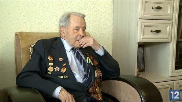 Пережил блокаду ипреодолел путь доБерлина: Виктор Полевиков поделился историей своего боевого пути