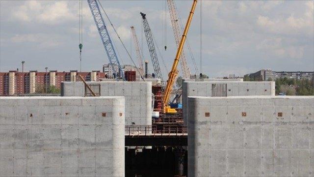 Новый мост вЧереповце будут подсвечивать 2806 прожекторов