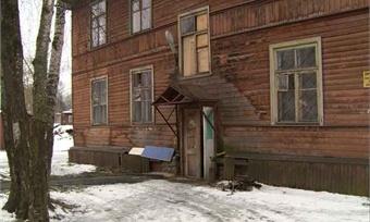 Власти города про нас забыли, жалуются жильцы «деревяшек» наДанилова