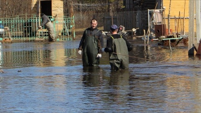 Режим повышенной готовности из-за паводка введен вВологодской области