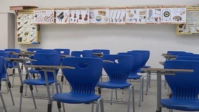 Более ста образовательный учреждений отремонтировали наВологодчине вэтом году
