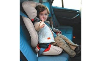 Штраф заотсутствие детского кресла вмашине вырастет в6раз