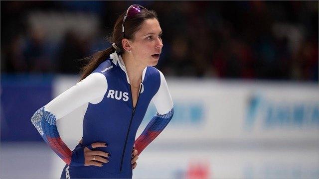 Череповецкая конькобежка стала лучшей спортсменкой области