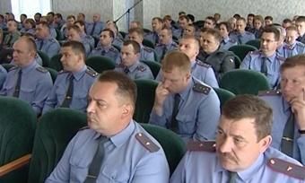 Увологодской полиции новый руководитель
