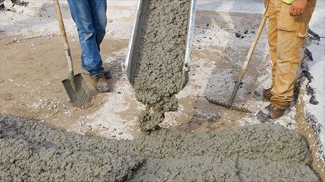 Переработанный бетон оказался прочнее обычного