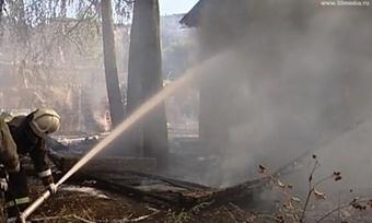 Деревянные дома вЧереповце горят неслучайно